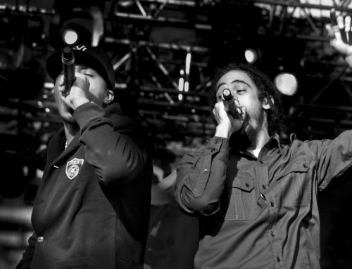 Critical Review: Nas + Damian Marley = Distant Relatives